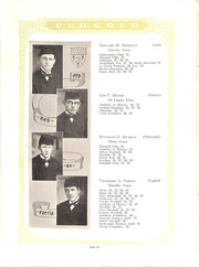 Page 46, 1929 Edition, Loras College - Purgold Yearbook (Dubuque, IA) online yearbook collection