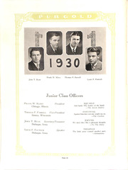 Page 50, 1929 Edition, Loras College - Purgold Yearbook (Dubuque, IA) online yearbook collection