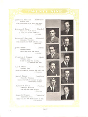 Page 51, 1929 Edition, Loras College - Purgold Yearbook (Dubuque, IA) online yearbook collection
