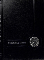1966 Edition, Loras College - Purgold Yearbook (Dubuque, IA)