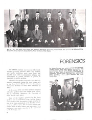 Page 100, 1966 Edition, Loras College - Purgold Yearbook (Dubuque, IA) online yearbook collection