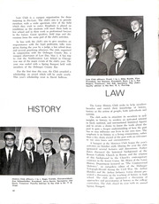 Page 102, 1966 Edition, Loras College - Purgold Yearbook (Dubuque, IA) online yearbook collection