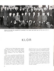 Page 104, 1966 Edition, Loras College - Purgold Yearbook (Dubuque, IA) online yearbook collection
