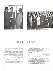 Page 20, 1966 Edition, Loras College - Purgold Yearbook (Dubuque, IA) online yearbook collection