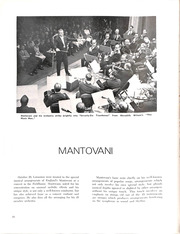 Page 22, 1966 Edition, Loras College - Purgold Yearbook (Dubuque, IA) online yearbook collection
