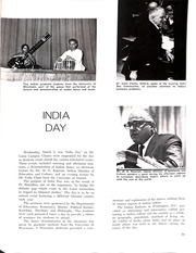 Page 33, 1966 Edition, Loras College - Purgold Yearbook (Dubuque, IA) online yearbook collection