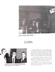 Page 95, 1966 Edition, Loras College - Purgold Yearbook (Dubuque, IA) online yearbook collection