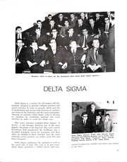Page 97, 1966 Edition, Loras College - Purgold Yearbook (Dubuque, IA) online yearbook collection