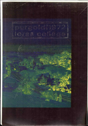 Page 1, 1972 Edition, Loras College - Purgold Yearbook (Dubuque, IA) online yearbook collection