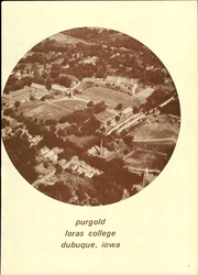 Page 7, 1972 Edition, Loras College - Purgold Yearbook (Dubuque, IA) online yearbook collection