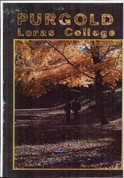 1975 Edition, Loras College - Purgold Yearbook (Dubuque, IA)