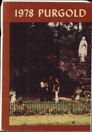 1978 Edition, Loras College - Purgold Yearbook (Dubuque, IA)