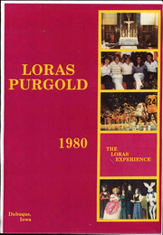 1980 Edition, Loras College - Purgold Yearbook (Dubuque, IA)