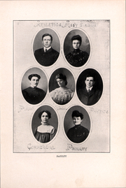 Page 13, 1906 Edition, Morningside College - Sioux Yearbook (Sioux City, IA) online yearbook collection