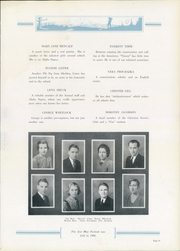 Page 41, 1935 Edition, Morningside College - Sioux Yearbook (Sioux City, IA) online yearbook collection