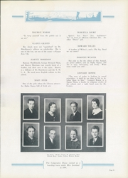 Page 43, 1935 Edition, Morningside College - Sioux Yearbook (Sioux City, IA) online yearbook collection