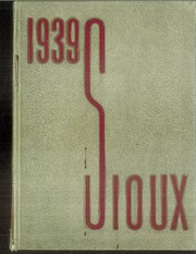 1939 Edition, Morningside College - Sioux Yearbook (Sioux City, IA)