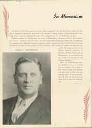 Page 10, 1940 Edition, Morningside College - Sioux Yearbook (Sioux City, IA) online yearbook collection
