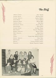 Page 12, 1940 Edition, Morningside College - Sioux Yearbook (Sioux City, IA) online yearbook collection