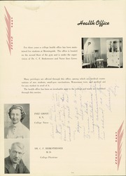 Page 14, 1940 Edition, Morningside College - Sioux Yearbook (Sioux City, IA) online yearbook collection