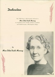 Page 9, 1940 Edition, Morningside College - Sioux Yearbook (Sioux City, IA) online yearbook collection