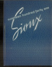 1941 Edition, Morningside College - Sioux Yearbook (Sioux City, IA)