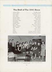 Page 12, 1941 Edition, Morningside College - Sioux Yearbook (Sioux City, IA) online yearbook collection