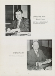 Page 12, 1947 Edition, Morningside College - Sioux Yearbook (Sioux City, IA) online yearbook collection