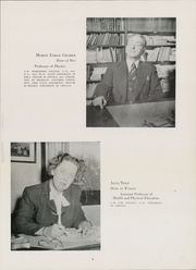 Page 13, 1947 Edition, Morningside College - Sioux Yearbook (Sioux City, IA) online yearbook collection