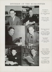 Page 16, 1947 Edition, Morningside College - Sioux Yearbook (Sioux City, IA) online yearbook collection