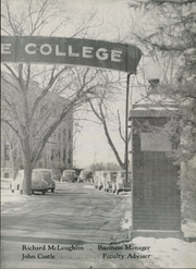 Page 7, 1947 Edition, Morningside College - Sioux Yearbook (Sioux City, IA) online yearbook collection