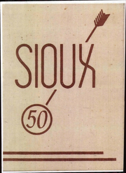1950 Edition, Morningside College - Sioux Yearbook (Sioux City, IA)