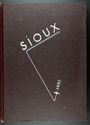 1951 Edition, Morningside College - Sioux Yearbook (Sioux City, IA)