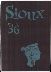 1956 Edition, Morningside College - Sioux Yearbook (Sioux City, IA)