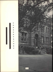 Page 14, 1956 Edition, Morningside College - Sioux Yearbook (Sioux City, IA) online yearbook collection