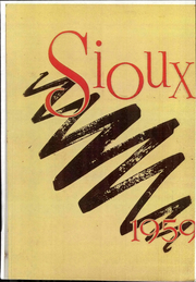 1959 Edition, Morningside College - Sioux Yearbook (Sioux City, IA)