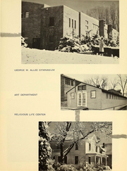 Page 13, 1960 Edition, Morningside College - Sioux Yearbook (Sioux City, IA) online yearbook collection