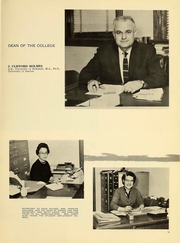 Page 15, 1960 Edition, Morningside College - Sioux Yearbook (Sioux City, IA) online yearbook collection