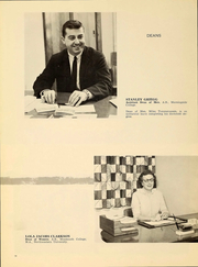 Page 16, 1960 Edition, Morningside College - Sioux Yearbook (Sioux City, IA) online yearbook collection