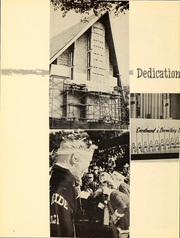 Page 5, 1960 Edition, Morningside College - Sioux Yearbook (Sioux City, IA) online yearbook collection