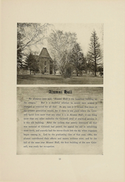 Page 17, 1915 Edition, Grinnell College - Yearbook (Grinnell, IA) online yearbook collection
