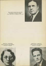 Page 17, 1936 Edition, Grinnell College - Yearbook (Grinnell, IA) online yearbook collection