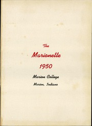 Page 5, 1951 Edition, Grinnell College - Yearbook (Grinnell, IA) online yearbook collection