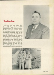 Page 7, 1951 Edition, Grinnell College - Yearbook (Grinnell, IA) online yearbook collection