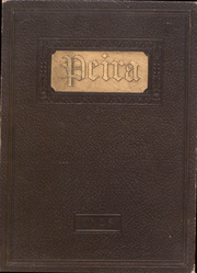 1928 Edition, Parsons College - Peira Yearbook (Fairfield, IA)