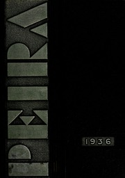 1936 Edition, Parsons College - Peira Yearbook (Fairfield, IA)