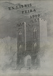 Page 3, 1940 Edition, Parsons College - Peira Yearbook (Fairfield, IA) online yearbook collection