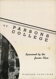 Page 5, 1940 Edition, Parsons College - Peira Yearbook (Fairfield, IA) online yearbook collection