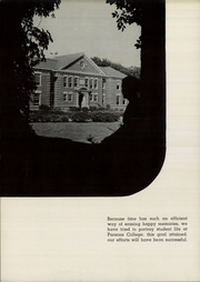 Page 8, 1940 Edition, Parsons College - Peira Yearbook (Fairfield, IA) online yearbook collection