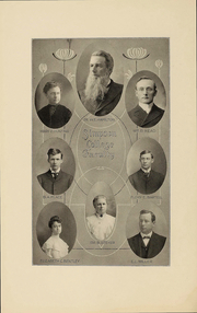 Page 14, 1907 Edition, Simpson College - Zenith Yearbook (Indianola, IA) online yearbook collection